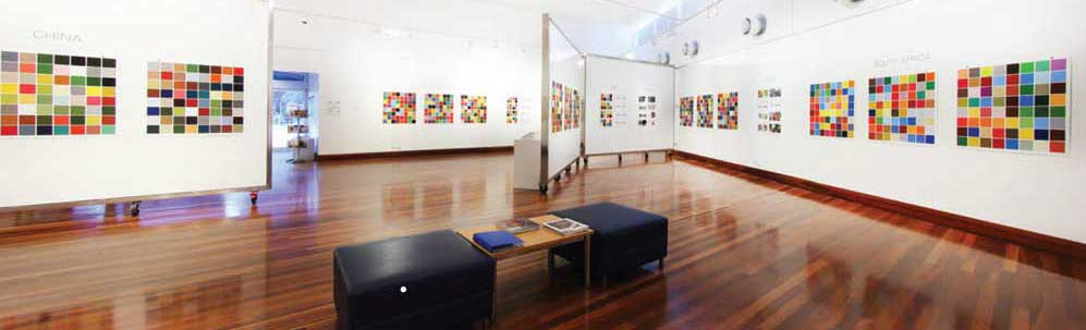 University of the Sunshine Coast gallery view